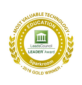 Gold Most Valuable Technology LEADER Award